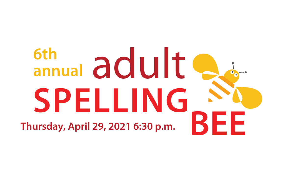 Copy of Copy of Copy of SPELLING BEE 2021 graphic